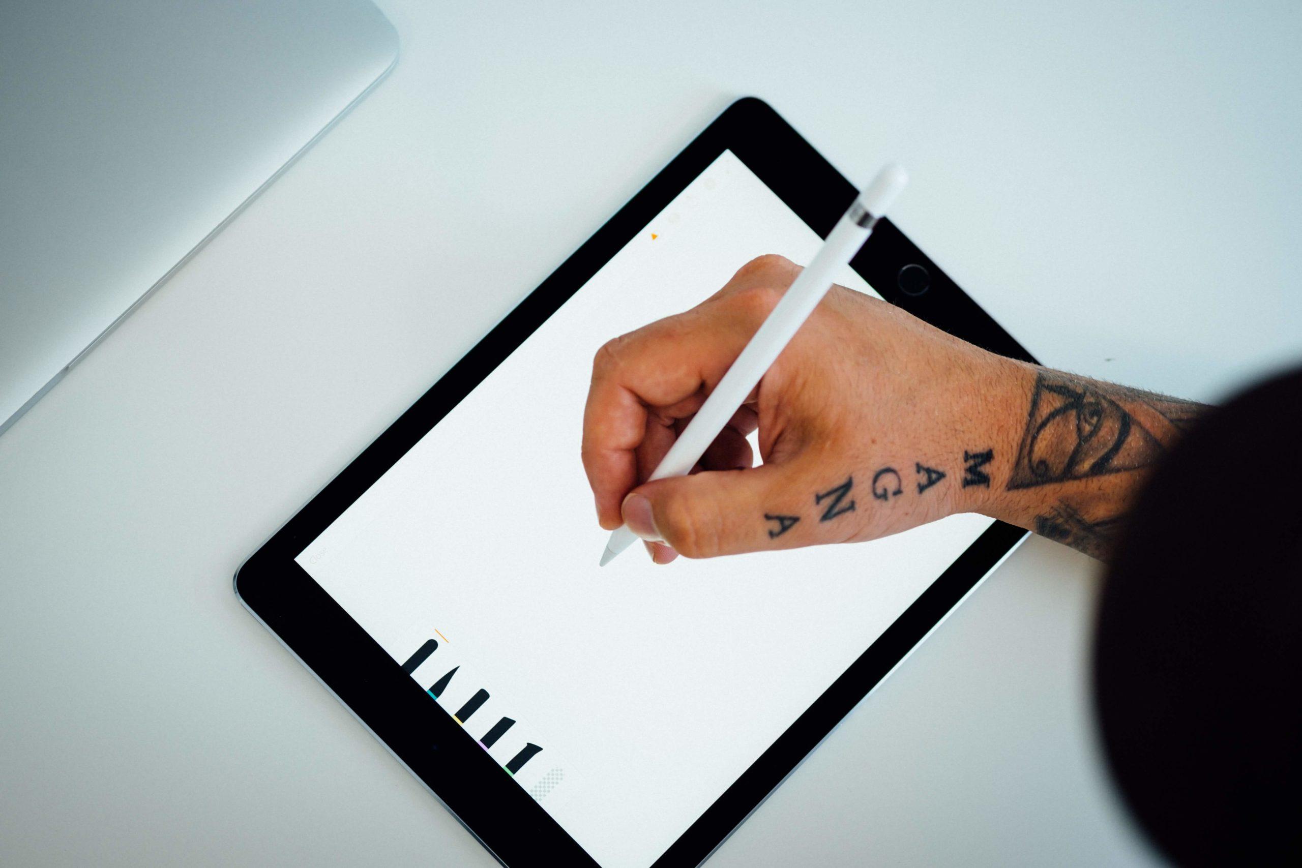 Ipad Pro Apple pencilクリエイター向け